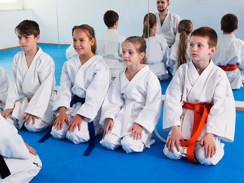 Kidsma, Guido's Martial Arts Academy