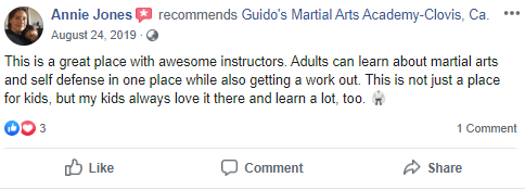 Adults1, Guido's Martial Arts Academy