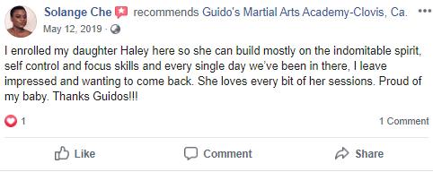 Preschools4, Guido's Martial Arts Academy