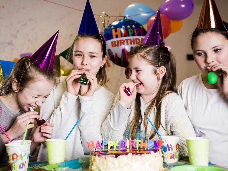 BirthdayParties 1, Guido's Martial Arts Academy